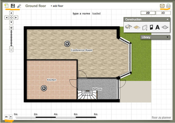 New layout update the floorplanner platform for Www floorplanner