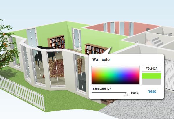 Creeu pl nols de cases de manera senzilla curiositats a for Www floorplanner