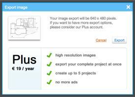 image export