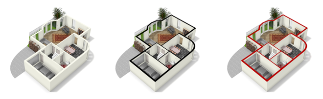 Improved 3d Visuals The Floorplanner Platform