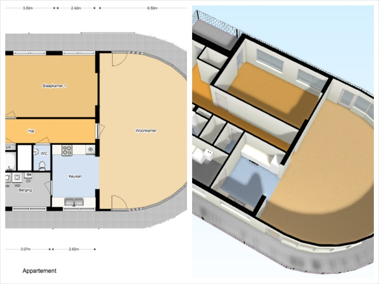 As The Title Suggests You Can Open Any Floorplan On Floorplanner Com In The New Floorplan Viewer App It S Not In Production Yet But You Can Get It By