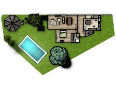 Mi primer proyecto - peluka(copy)(copy) made with Floorplanner
